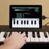 Line 6 Mobile Keys Controller with iPad