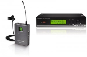 Sennheiser XSW12-GB Lavalier Mic Wireless System