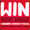 Win Boss Compact Pedals