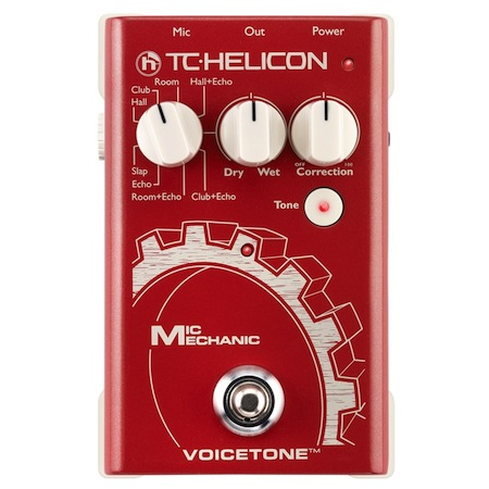 TC-Helicon Mic Mechanic Pedal (Top)