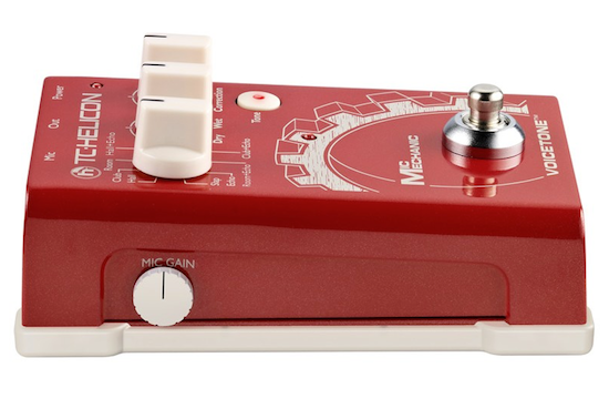 TC-Helicon Mic Mechanic Pedal (Left Side)