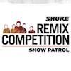 Shure Snow Patrol Remix Competition