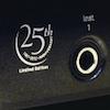 Black Prism Orpheus 25th Anniversay Badge