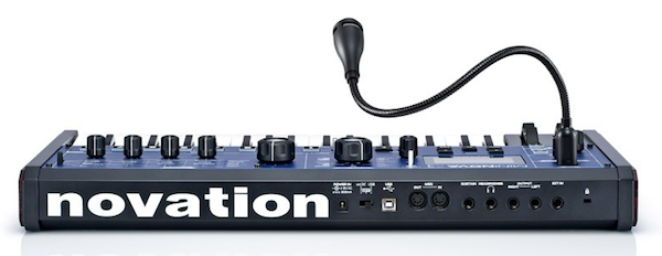 Novation MiniNova Back
