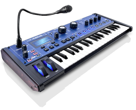 Novation MiniNova Synth