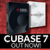 Cubase 7 Out Now