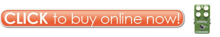 Click Here To Buy TC Electronic Corona Chorus Pedal