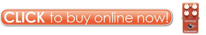 Click Here To Buy TC Electronic Shaker Vibrato Pedal