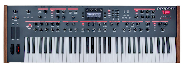 Dave Smith Instruments Prophet 12 Synth Front