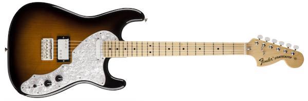 Fender Pawn Shop '70s Stratocaster Deluxe 2-Colour Sunburst Electric Guitar