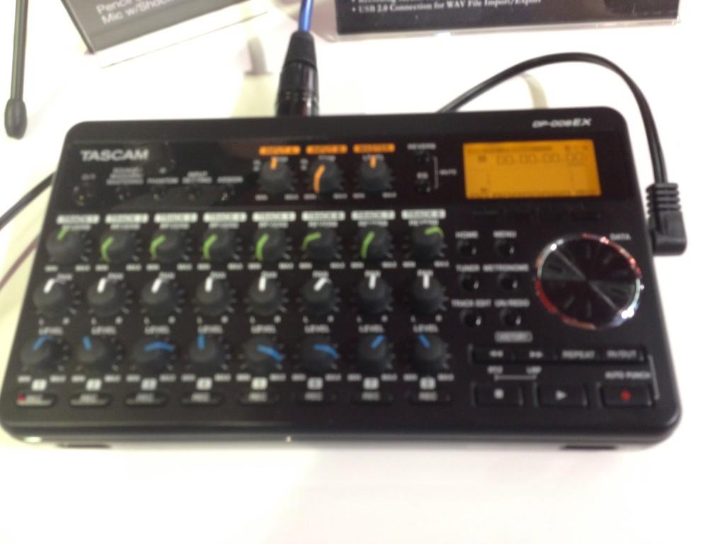 Tascam DP-008EX Portastudio