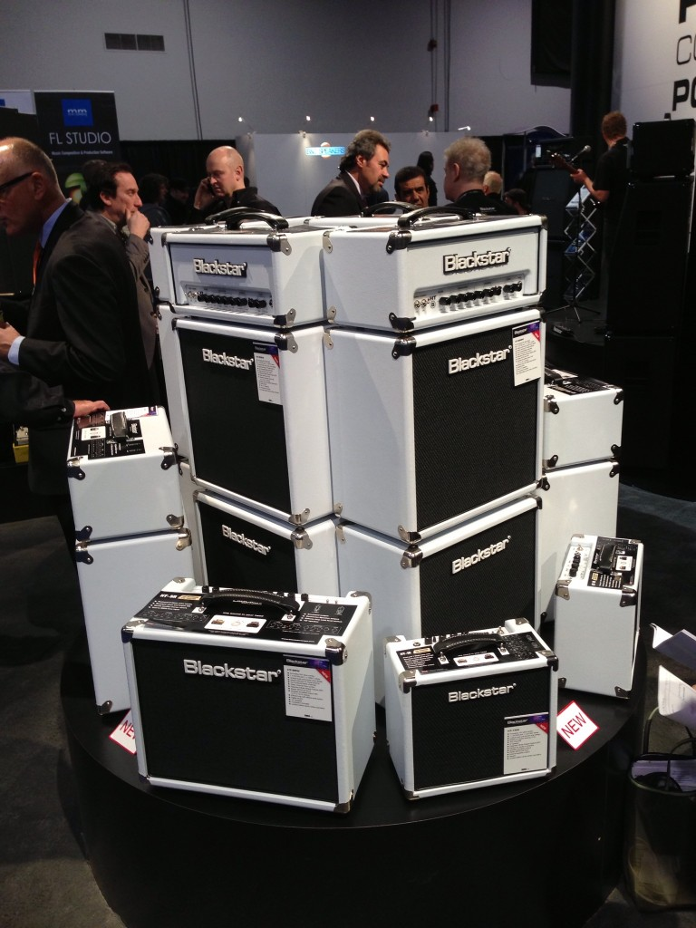 Blackstar Special Edition White Guitar Amplifiers
