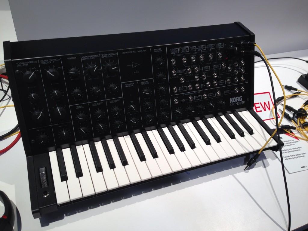 Korg MS-20 mini Analogue Synth