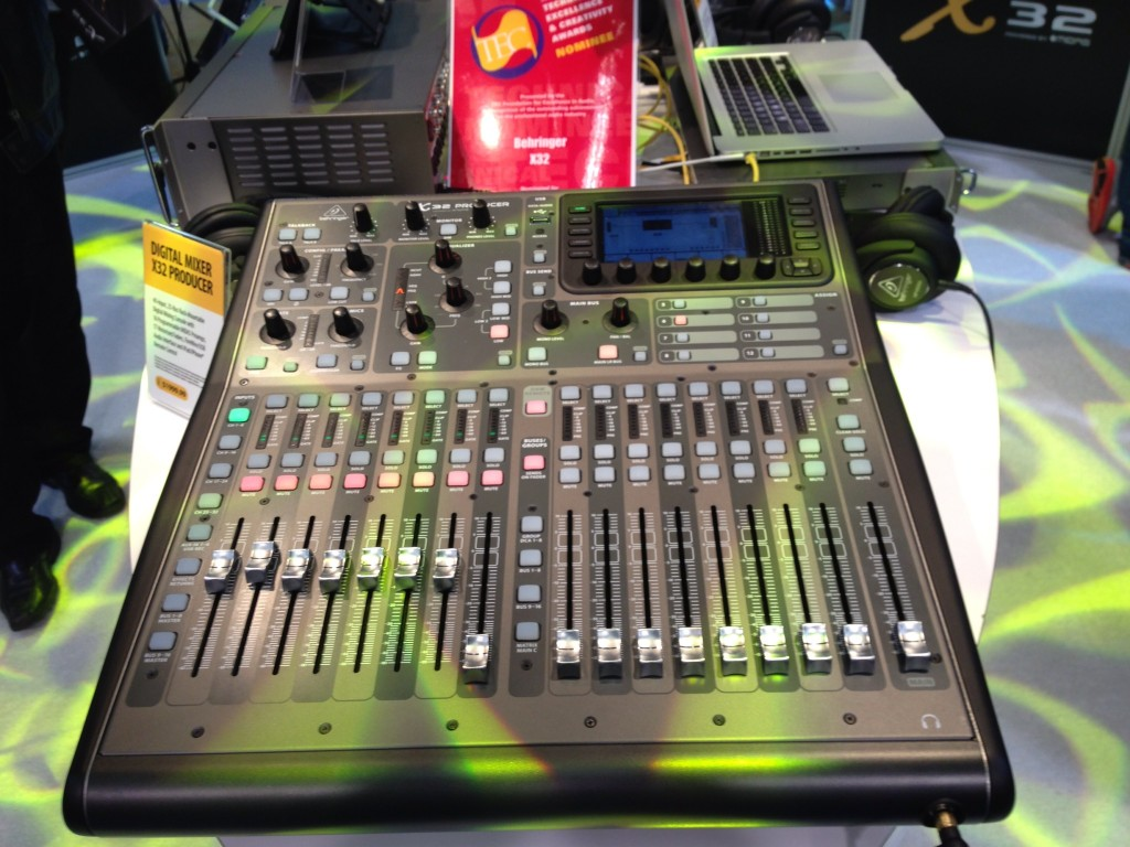 Behringer X32 Mixer