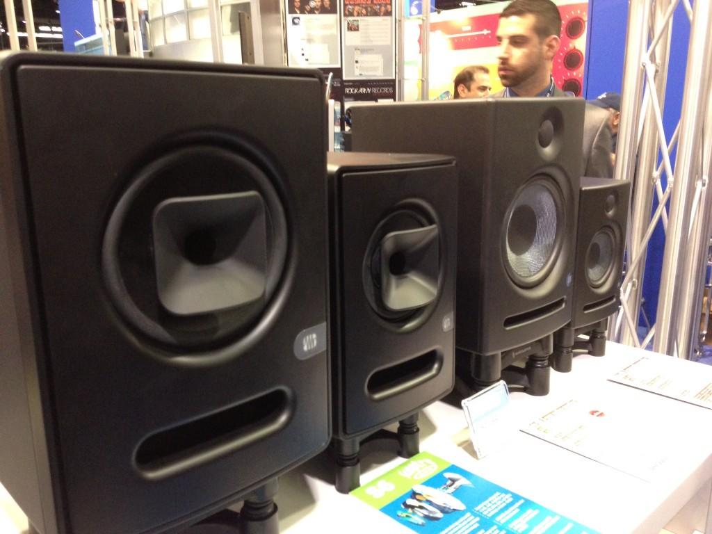 PreSonus Sceptre & Eris Studio Monitors