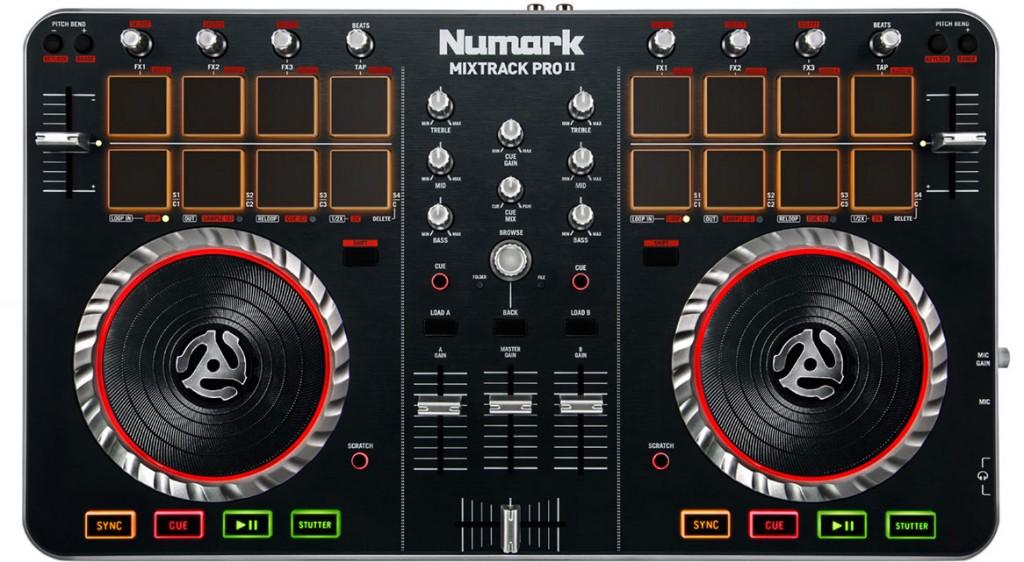 Numark Mixtrack Pro 2