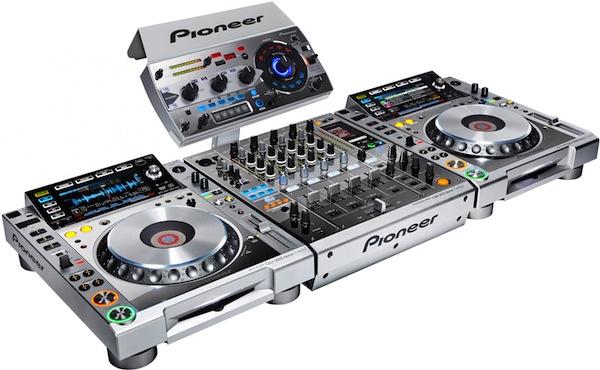 Pioneer Platinum Nexus System