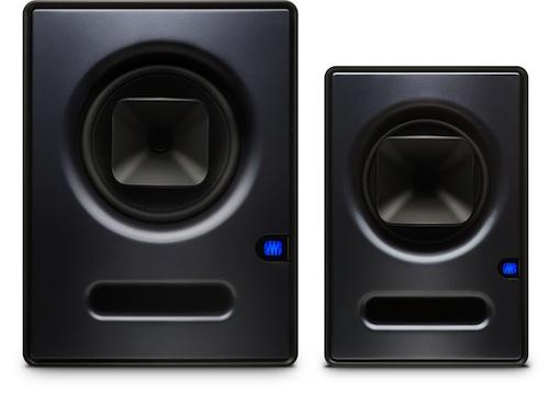 PreSonus Sceptre S8 & S6 CoActual Active Studio Monitors