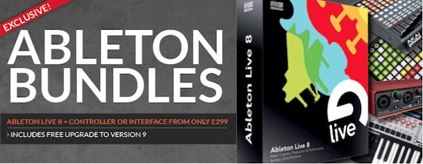 Ableton Live 8 Bundles