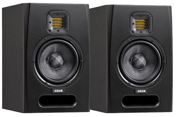 Adam F5 Active Studio Monitors