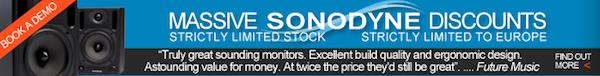 Sonodyne Banner 2