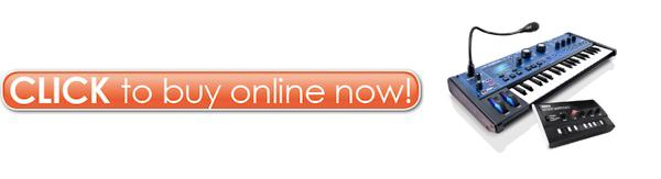 Click Here To Buy Novation MiniNova Korg Monotron Bundle