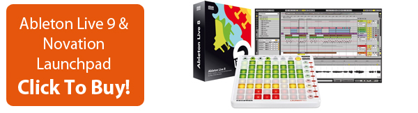Click To Buy Ableton Live 9 Novation Launchpad Controller Bundle