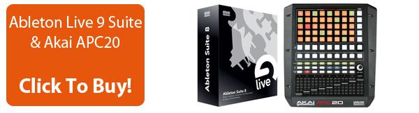 Click To Buy Ableton Live 9 Suite Akai APC20 Bundle