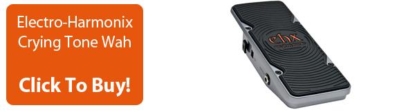 Click To Buy Electro-Harmonix Crying Tone Wah Pedal