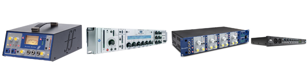 View Our Range Focusrite Preamps