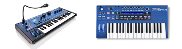 View Our Range Novation synthesisers