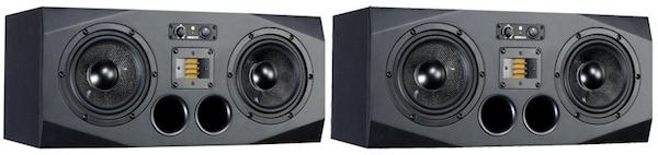 Adam A77X Three-way Monitors