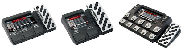 Digitech Effects Pedals with Cubase