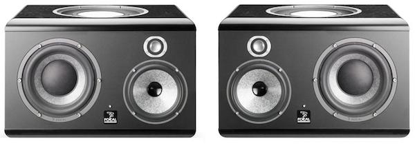 Focal SM9 Three-way Monitors