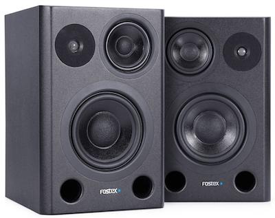 Fostex PM641 Three-way Monitors