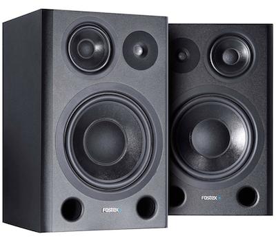 Fostex PM841 Three-way Monitors