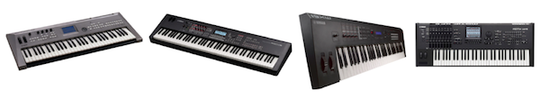 Synthesisers with Cubase