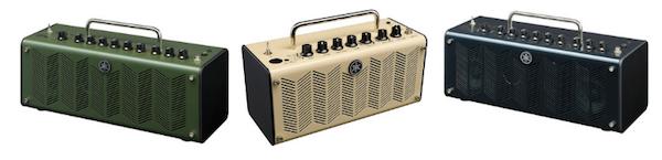 Yamaha Guitar Amplifiers with Cubase