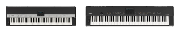 Yamaha Stage Pianos with Cubase