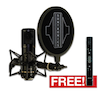 Sontronics STC-3X and Free STC-10 Microphones