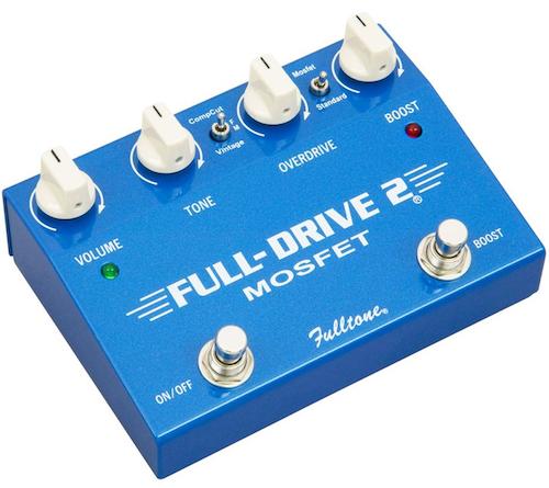 Fulltone FullDrive 2 MOSFET Overdrive Pedal