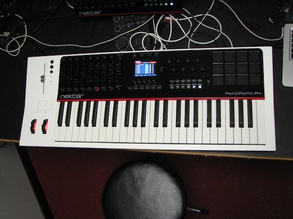 Nektar Panoram P4 Controller Keyboard