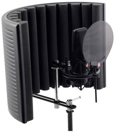 sE Electronics sE X1 & Reflexion Filter-X Studio Bundle