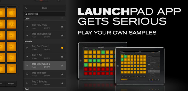 Novation Launchpad App Update