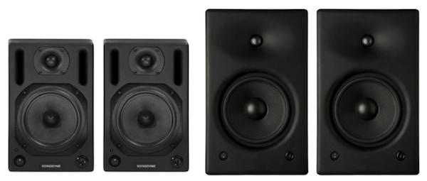 Sonodyne SM50Ak and SM200Ak Studio Monitors