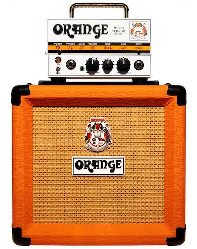 Orange Micro Terror & PPC108 Stack
