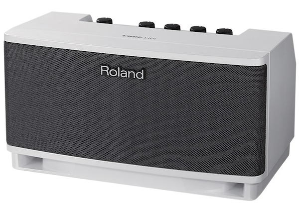 Roland Cube Lite Guitar Amp (White)