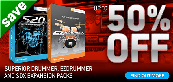 Toontrack Winter Savings
