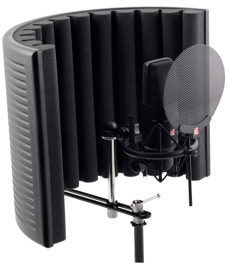 sE Electronics sE X1 & RF-X Reflexion Filter Studio Bundle