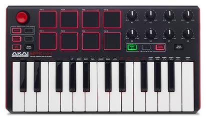 Akai MPK Mini Keyboard